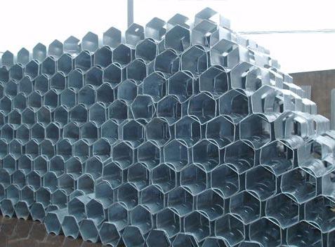 锌钢防阻块